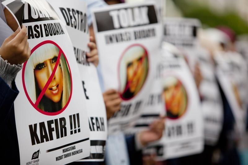Lady Gaga atsisako keisti savo koncertų formatą