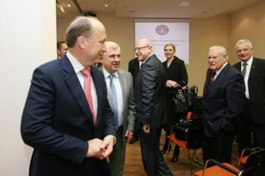 Vyriausybės pasitarimas Klaipėdoje: daugiausia dėmesio uostui