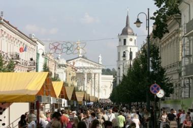 Vilniui - sostinės statusas ir papildomi 420 mln. litų?