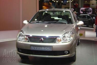 """""""Renault Clio Symbol"""