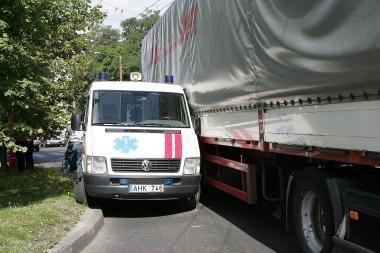 Lenkijos keliuose žuvo du lietuviai