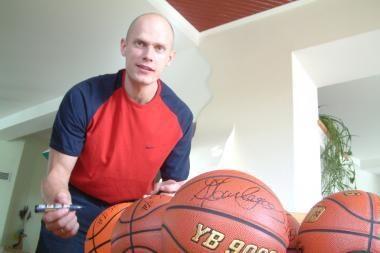 Sugrįžęs į krepšinį S.Štombergas žaidžia pagirtinai