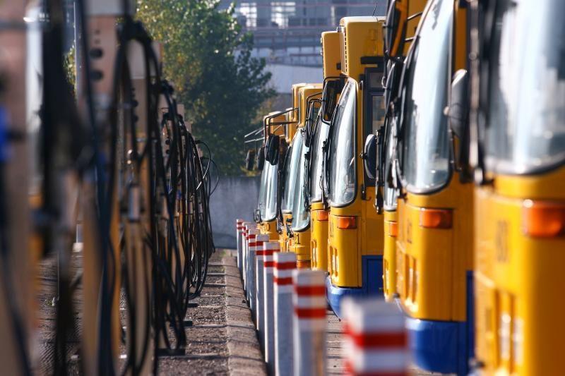 Vilniuje peiliu sužalotas autobuso vairuotojas