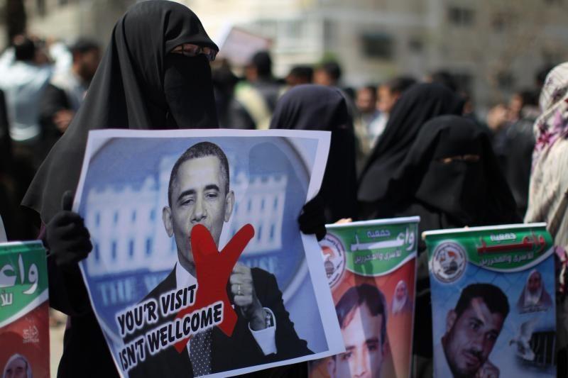 2 raketos iš Gazos Ruožo nukrito Izraelyje (ten - B.Obama)