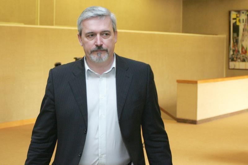 E.Tamašauskas išrinktas dar vienu Seimo vicepirmininku (atnaujinta)
