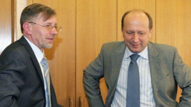 A. Kubilius - G. Kirkilui: gal jūsų vadovė galėtų būti B. Vėsaitė?