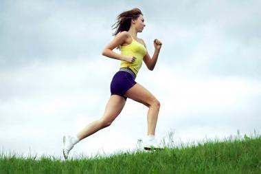 Mokymo programoje – privalomas bėgimas