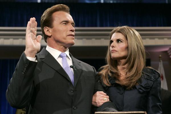 A. Schwarzeneggeris atviravo apie išdavystę ir po jos gimusį vaiką