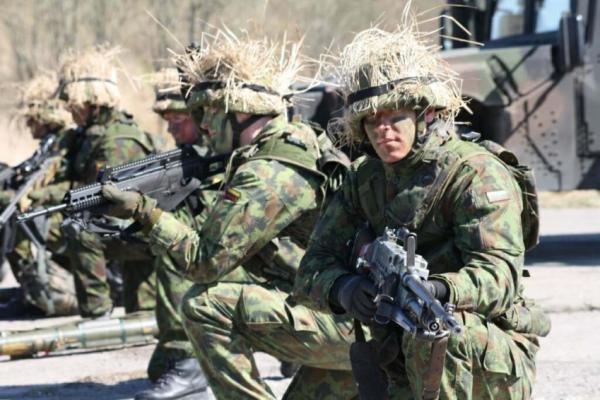 """""""WikiLeaks"""" atskleidė slaptą Baltijos šalių gynybos planą"""