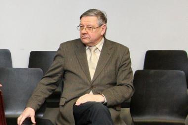 Korupcijos byla: buvęs Kauno vicemeras A.A.Balutis prarado iškalbą