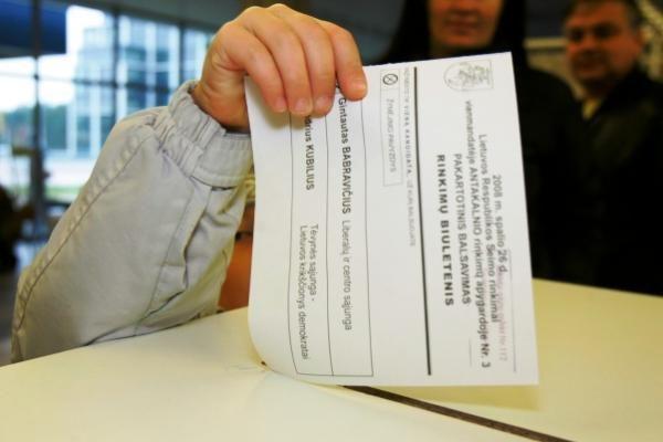 """Paaiškėjo Seimo rinkimų """"orakulo"""" nugalėtojai"""