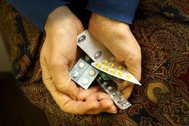 Dalis priemokų už vaistus nuo rudens gali didėti