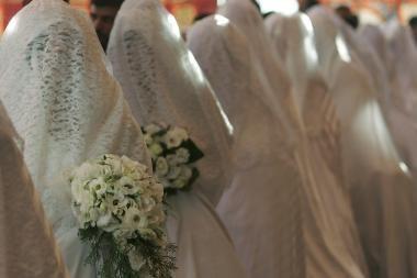 86 žmonas turintis dvasininkas sėdo už grotų