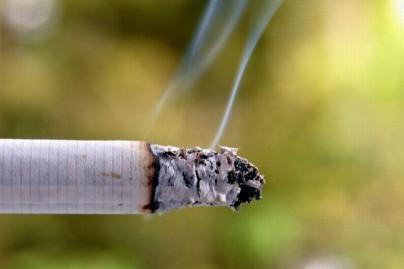 Vyras pražuvo rūkydamas