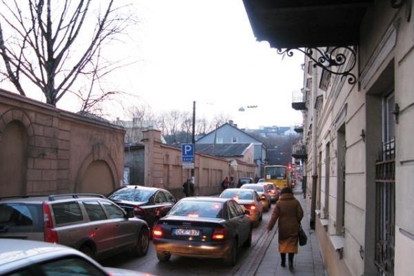 Atnaujintas eismas Klaipėdos gatve ir Gariūnų tiltu