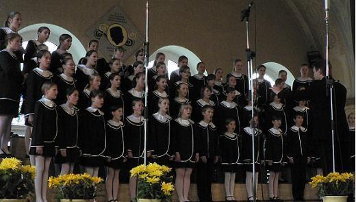 Klaipėdos vaikų koncertas – Tėvynei Lietuvai