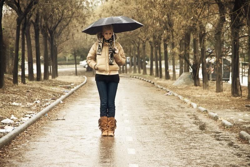 Pirmoji metų savaitė bus šilta ir lietinga