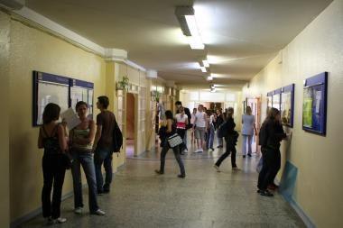 Moksleiviai penktą kartą rinks savo parlamentą