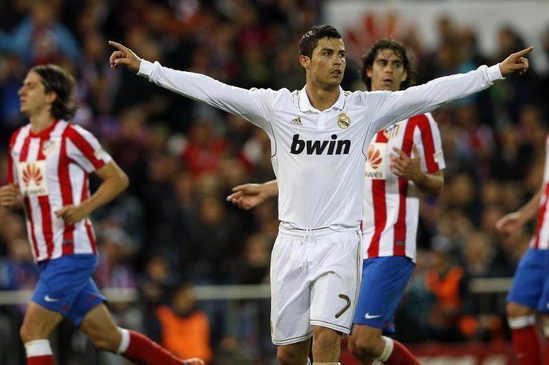 """""""Atletico"""" nepasinaudojo galimybe aplenkti """"Real"""""""