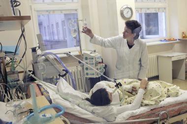 Paauglio mirtis nuo gripo: teismo išvados - ne medikų naudai