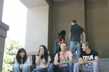 Studentų sąjunga reikalauja geresnių sąlygų ištęstinių studijų studentams