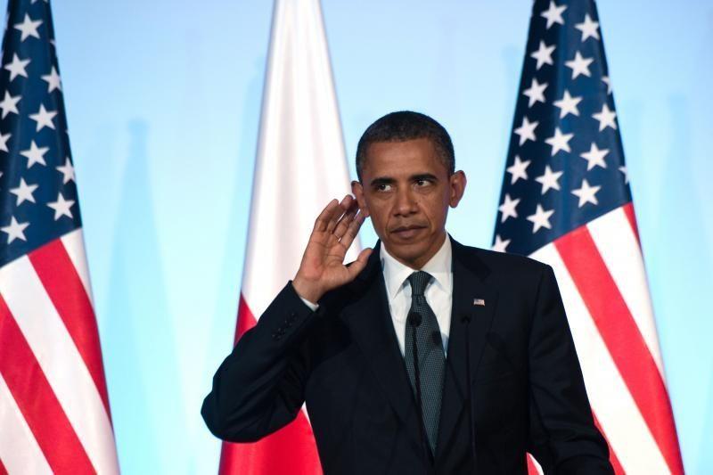 B.Obama ragina sutelkti dėmesį į ekonomikos atsigavimą