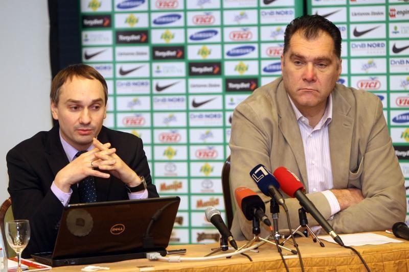 LKF pozicija: FIBA aklai seka futbolo pavyzdžiu
