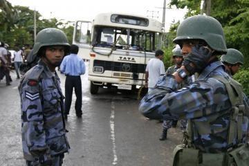Šri Lankoje per sprogimą žuvo dešimtys žmonių