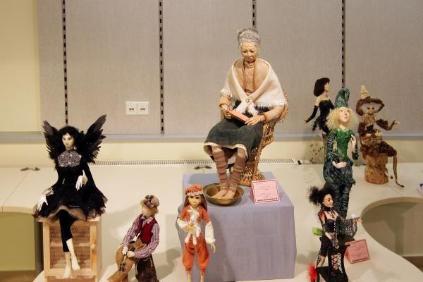 """""""Senamiesčio lėlės"""" spektaklius rodys ir Užupyje"""
