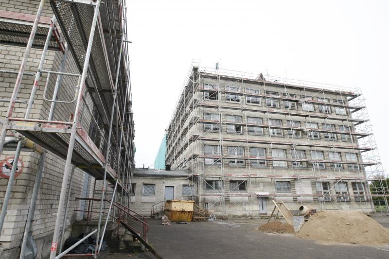Sendvario mokyklos bendruomenė sausį grįš į savo pastatą