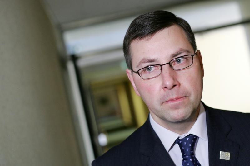 G.Steponavičiui nekyla abejonių dėl Klaipėdos universiteto rektoriaus