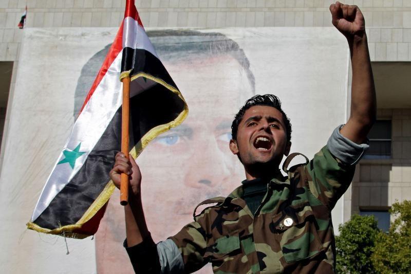 Mėginimas nuversti Sirijos vyriausybę žlugo, pareiškė URM