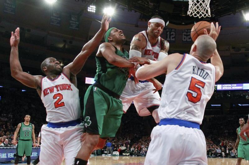 NBA savaitė: kas nutiko naujo stipriausioje krepšinio lygoje?