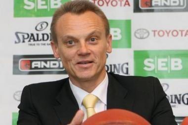 R.Brazauskas - geriausias 2009-2010 m. sezono teisėjas