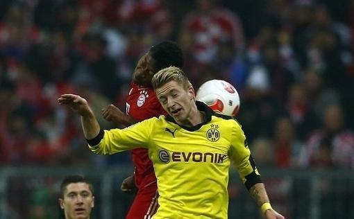 """Čempionų lygos finalo generalinė repeticija: """"Borussia"""" - """"Bayern"""""""