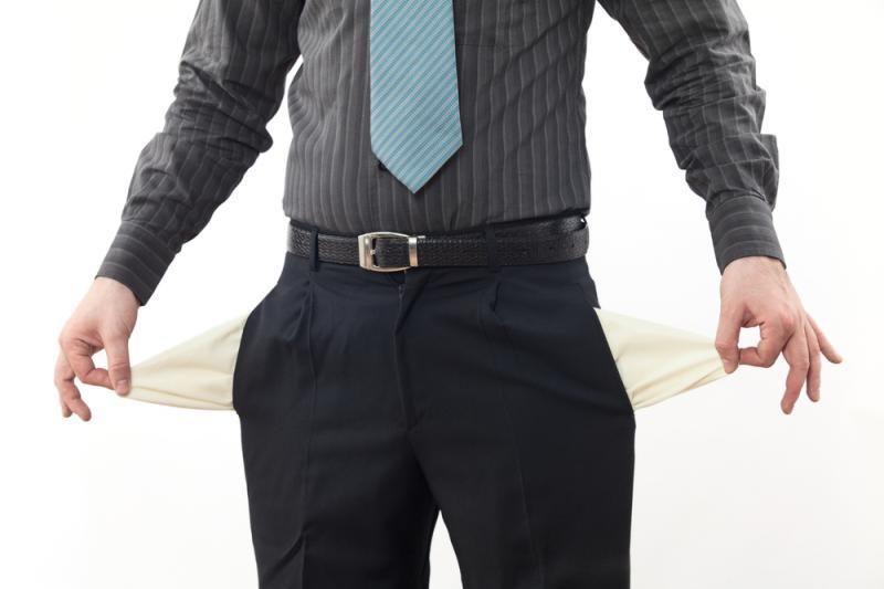 """""""Creditinfo"""": pernai bankrutavo 64 įmonėmis daugiau nei užpernai"""