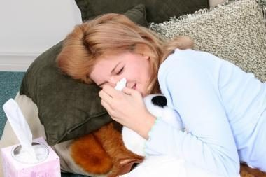 Klaipėdoje šoktelėjo sergančiųjų peršalimo ligomis skaičius