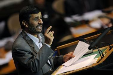Iranas teigia esantis pasiruošęs sustabdyti urano sodrinimą