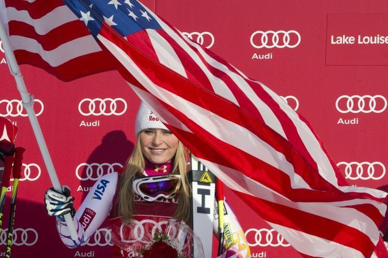 Leik Luise laimėjo planetos kalnų slidinėjimo taurės varžybose