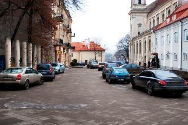 Vilniaus vairuotojų įpročiai peržengia padorumo ribas