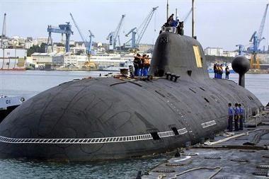 Per sprogimą povandeniniame laive žuvo 20 žmonių