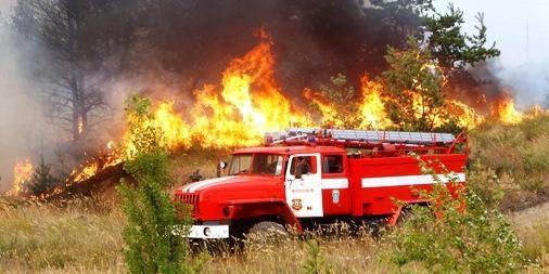 Specialistai: Lietuvai negresia radiacijos pavojus dėl gaisrų Rusijoje
