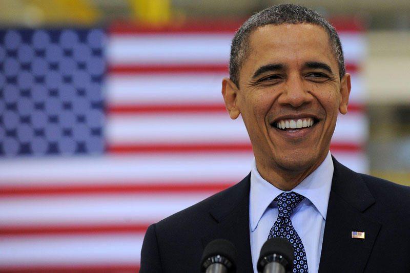 B.Obama: sveikinu šią visiems Lietuvos žmonėms svarbią dieną