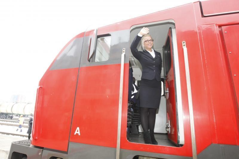Į Sočio viešojo transporto sistemą integruos priemiesčio traukinius