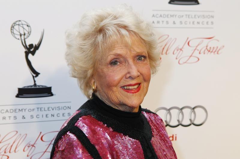 """Būdama 92 metų mirė """"Aš myliu Liusę"""" aktorė Doris Singleton"""