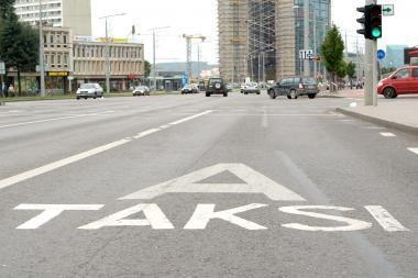 Maršrutiniai taksi siekia sumažinti bilietų kainą iki 3 litų