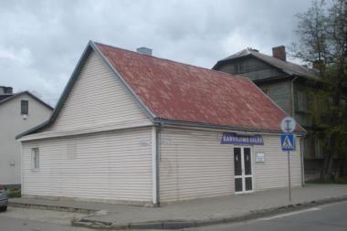 Parduodami Vilijampolėje esantys laidojimo namai