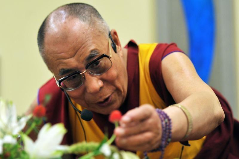 """Dalai Lama: """"vidurio kelias"""" tebėra geriausias Tibetui"""