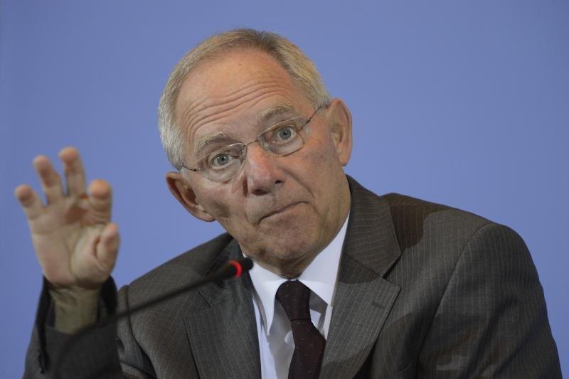 W.Schaeuble atmeta galimybę iš naujo derėtis dėl pagalbos Graikijai