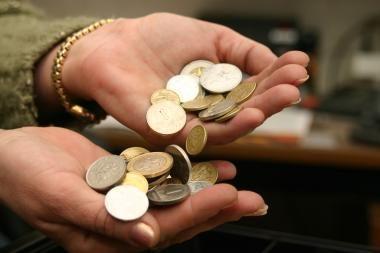 Kitąmet gali trūkti pinigų rinkimų dalyvių finansams patikrinti